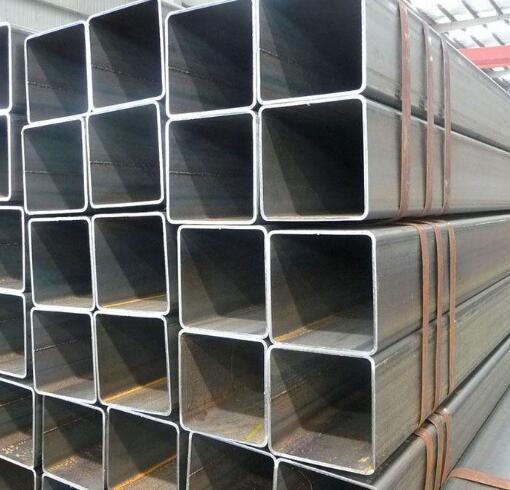 Q345B cold drawn square tube